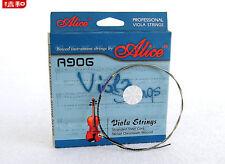 Viola Stringhe Tipo A906 Steel Core al nichel-cromo ferita 4/4 Ottima Qualità