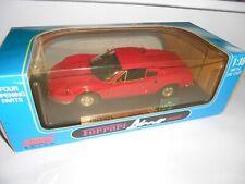 Anson Ferrari Dino . 1:18 scale. Die cast. As NEW condition. Boxed
