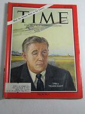 Time Magazine- July 22, 1966- Charles Tillinghast Jr.