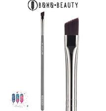 BOHO BEAUTY Professional Luxury Beauty ANGLED SLANTED EYELINER EYEBROW BRUSH 302