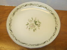 vintage made in Japan set of seven (7) romance pattern luncheon salad plates
