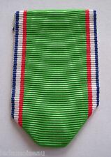 Ruban NEUF plié pour médailles d'associations d'anciens militaires.