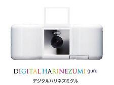 NIB Superheadz DIGITAL HARINEZUMI Guru 2+++ Camera White LOMO Vintage Hedgehog
