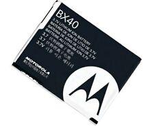 Original Motorola Akku BX40 für Moto RAZR2 V8 V9 V9M MOTOZINE ZN5 MOTO U9 Neu