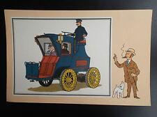 Chromos Tintin Voir et Savoir Automobile origines à 1900 Série 3 N° 60