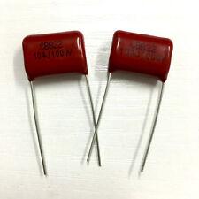 100pcs 1000V 104 J 0.1uf 100nf 100000pf P15 CBB22 CBB metal film capacitor