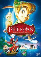 DVD ☆ PETER PAN ☆ EDITION COLLECTOR 2 DVD ☆ NEUF