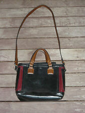 Original Zara Leather Adjustable Cross Body Shoulder Bag Vintage BASIC Handbag
