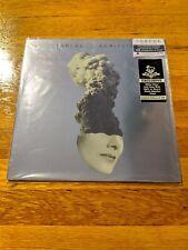 Torche - Admission - Newbury - Milky Clear & Cyan split w/ Black Splatter Vinyl