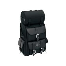 Saddlemen S3500 Deluxe borsa per moto da schienale Posteriore Turismo Sissy Bar
