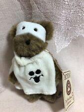 Boyds Bear Plush Mini Ghost Bear