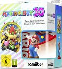 Mario Party 10 & Mario amiibo For Nintendo Wii U Game Console (UK PAL)
