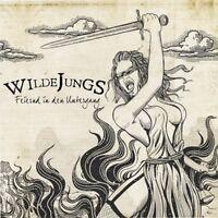 WILDE JUNGS - FEIERND IN DEN UNTERGANG  CD NEU