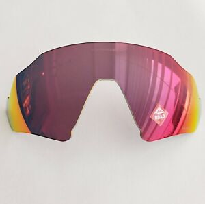 Oakley Flight Jacket Prizm Road Replacement Lens Authentic Cycling 102-899-014