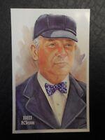 1980 Perez Steele Set Postcard Bill Klem Set 3rd Series #67 9968/10000