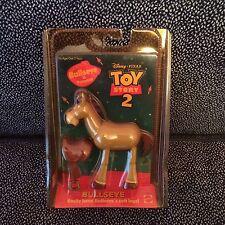 Toy Story 2 Bullseye & Saddle Figurine - Bullseye Is Possible! Mattel #67993