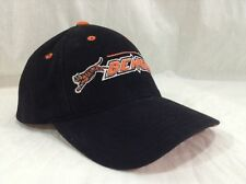 Cincinnati Bengals Snapback Hat Logo Athletic Who Dey Cap NFL Black