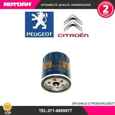 1109AL Filtro olio Citroen-Fiat-Peugeot (MARCA-CITROEN,PEUGEOT)