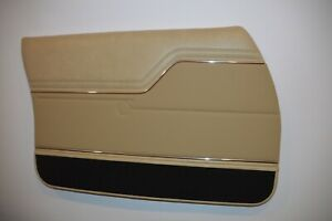 Holden HJ HX HZ GTS Full Set of Front and Rear Door Trim Panel CHMOIS