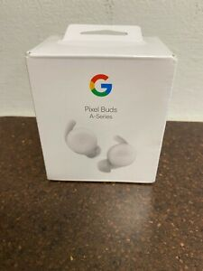 Google Pixel Buds A-Series Wireless In-Ear Headset - Clearly White