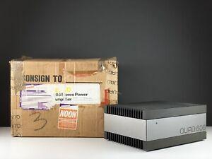 QUAD 606 Power Amplifier. Boxed. 99p NR
