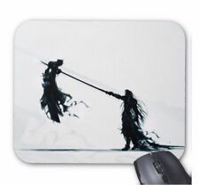 FINAL FANTASY VII cloud Desktop PC Computer Tappetino Mouse Pad Rettangolare 5 mm SPESSORE