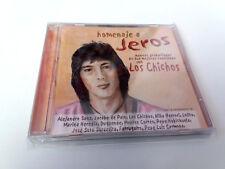 """CD """"HOMENAJE A JEROS"""" CD 13 TRACKS LOS CHICHOS ALEJANDRO SANZ NIÑA PASTORI LOLIT"""