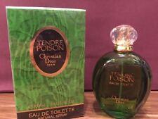 TENDRE POISON CHRISTIAN DIOR PERFUME EDT 100 ML / 3.4 OZ SPRAY WOMEN SEAL BOX