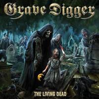 GRAVE DIGGER - THE LIVING DEAD   CD NEU