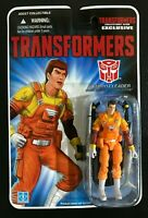 "GI Joe/Transformers Crossover Only Human Autobot Leader Rodimus Prime 3 3/4"" NEW"
