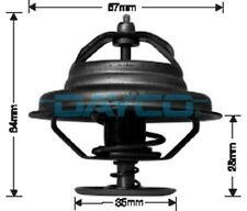 Thermostat for BMW 528i M52B28 Apr 1996 to Feb 1998 DT62B
