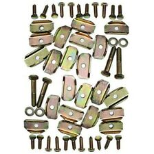 VW Body to Floor Pan Hardware Kit 52 pcs Both Sides T1 Bug Ghia Super 1949-1977