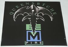 Queensryche Empire LP Double 140g *CLEAR* Vinyl Edition New
