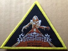 Stormhunter patch triangolare 8 x 9 cm [German Heavy Metal Act, like Helloween]