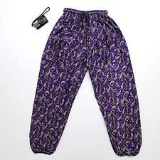Indian Ethnic Yoga Pant Alibaba Harem Gypsy Bohemian Hip Hop Baggy Dance Trouser