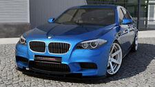 CUP Spoilerlippe für 5er BMW M5 F10 F11 Spoilerschwert Frontspoiler Lippe V1