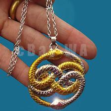 Pendant AURYN Never Ending Story Amulet Necklace Neverending Gold Silver