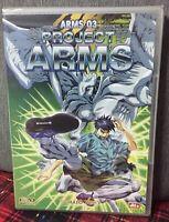 Project Arms Vol. 3 Eps. 9/12 DVD Nuovo Sigillato Yamato Video Come Da Foto N