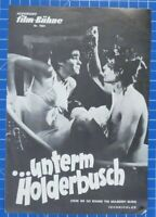 unterm Holderbusch Illustrierte Film Bühne Nr.7924 B19287