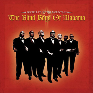 BLIND BOYS OF ALABAMA-GO TELL IT ON THE MOUNTAIN (US IMPORT) CD NEW