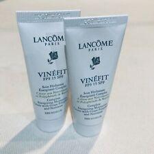 New Lancome Vinefit Cool Gel Soin Hydratant Fraicheur 1oz SPF 15 Moisturizer
