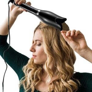 Electric Automatic Hair Curler Ceramic Rotating heated spin N curler Hair Waver