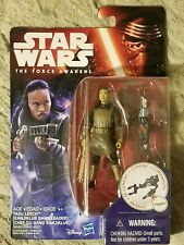 Disney Star Wars The Force Awakens Collectible action figure Tasu Leech Rare New