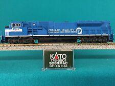 176-5501 Conrail Kato N Scale SD80MAC NIB