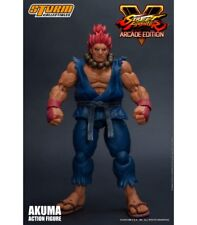 STREET FIGHTER V AKUMA ARCADE EDITION STORM COLLECTIBLES NEW FIGURE. PRE-ORDER