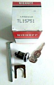 Tailgate Trunk Lock NIEHOFF TL15751