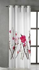 TSUKI HARUCA Cortina japonesa con ojales metálicos 150x260 / Japan Curtains