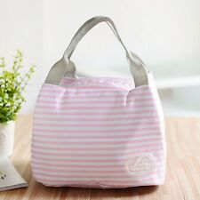 Thermal Picnic Cooler Insulated Portable Lunch Box Bag Travel Carry Storage US 2