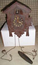 coucou Forêt Noire Belgosol sans balancier, old clock