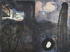 EDUARDO ARRANZ-BRAVO - Lithograph hand signed & numbered - Spanish Abstract art